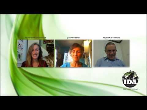 June Vegan Spirituality Online Gathering with Richard Schwartz