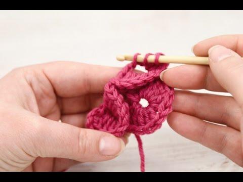 How To Crochet Crocodile Stitch Youtube