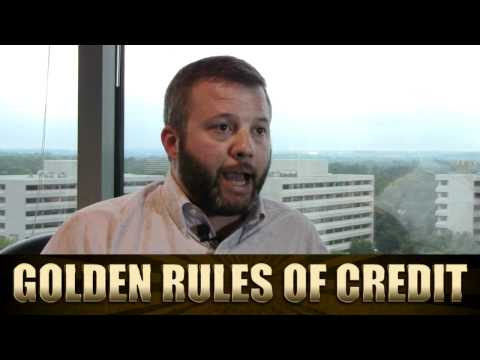Rule #17 - Closed Accounts Are Not Good Accounts - Golden Rules of Credit
