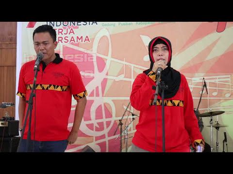 Kapolres Lampung Timur dan Bupati Lampung Bernyanyi Bersama Di Festival Musik Lampung Timur Mp3