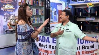 Bagha Stops Jethalal from Entering The Godown | Taarak Mehta Ka Ooltah Chashmah | TMKOC Comedy