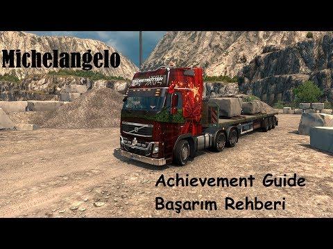 Euro Truck Simulator 2 - Michelangelo
