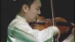 Kreisler Praeludium and Allegro  Violinist Joo Young Oh
