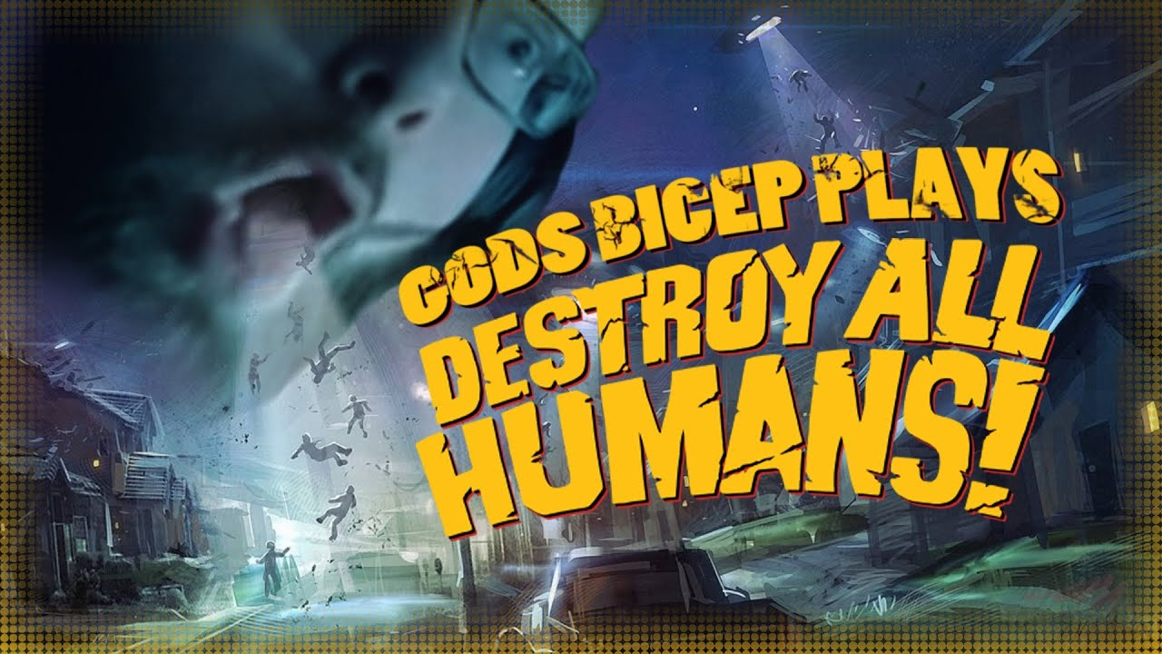 Destroy All Humans! PC 2020 Edition Episode 1
