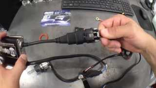 how to install and h13 hid headlight kit wiring instructions