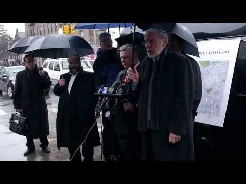 Hikind Unveils Historic $1million Security Initiative In Brooklyn