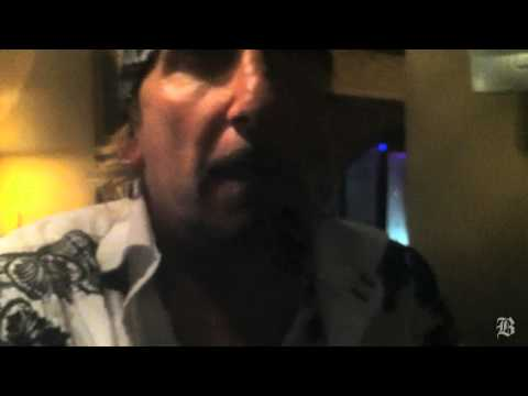 Jack Russell of Great White talks about The Station fire