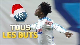 Tous les buts de Michy Batshuayi J1-J19 Ligue 1 / saison 2015-16