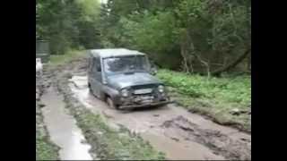 УАЗ-469 + ВЛ-30