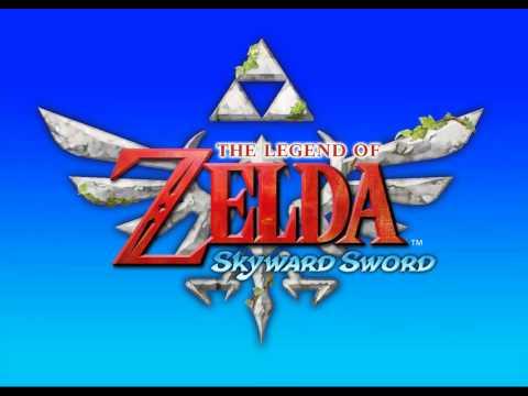 Zelda Skyward Sword Music - Crimson Loftwing