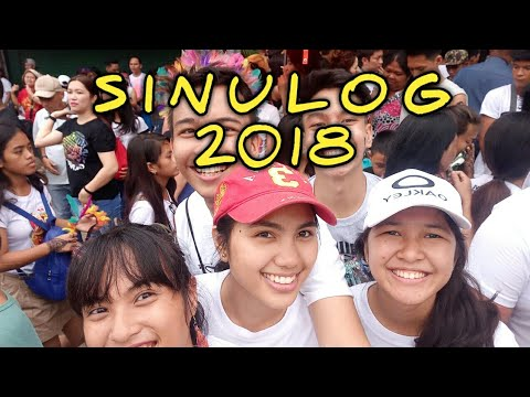 SINULOG 2018 + GRAND FIREWORKS DISPLAY @ SM CITY CEBU| VLOG # 1