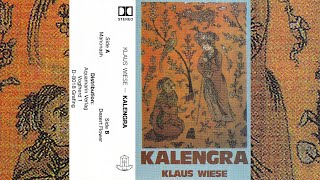 Klaus Wiese - Kalengra [Full Album New Age / Ambient / Drone Music Cassette 1987]
