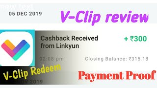 How to earn money V-Clip | redeem money | Payment Proof | Mobile Earning 2020 |mobile earning 2020