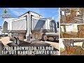 New 2019 ROCKWOOD 183 ROO Tip Out Beds Lightweight Camper RV Travel Trailer Sales Colorado Dealer
