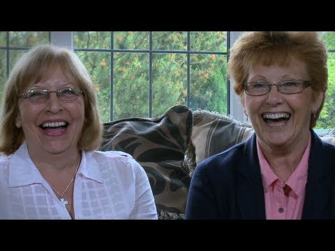 Long Lost Twin Sisters Reunited After 55 Years