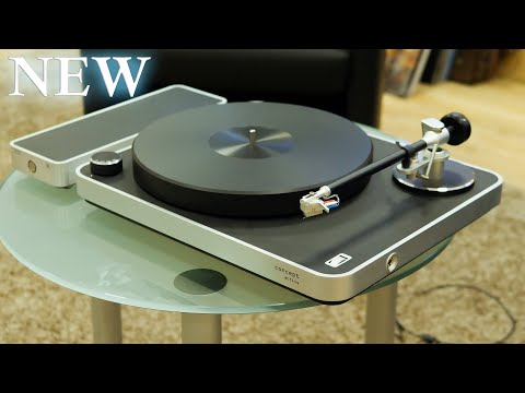 NEW Clearaudio Concept Active Turntable Phono Stage Headphone Amplifier I Find Out More