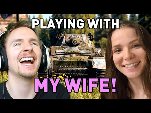 PLAYING WITH MY WIFE! QuickyBaby Best Moments #7