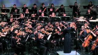 Dvorak Carnival Overture, Op. 92, Rebecca Lord Conductor