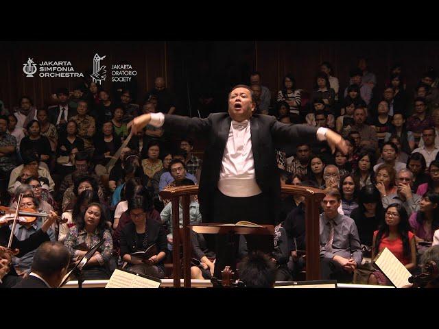 BRAHMS | Wie Lieblich sind Deine Wohnungen / Jahja Ling · Jakarta Simfonia Orchestra