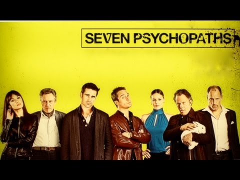 Seven Psychopaths - Movie Review by Chris Stuckmann