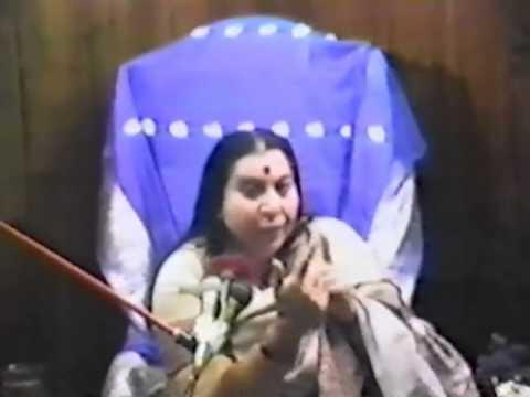 1985-10-26 About Sahaja Culture, New Jersey, USA