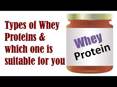 How is Whey made and Different Types of Whey Protein