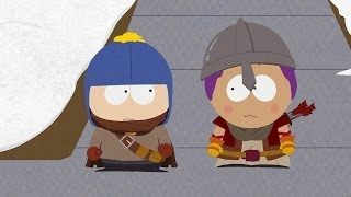 SOUTH PARK THE STICK OF TRUTH: LOS VIGILANTES DEL PASILLO #5