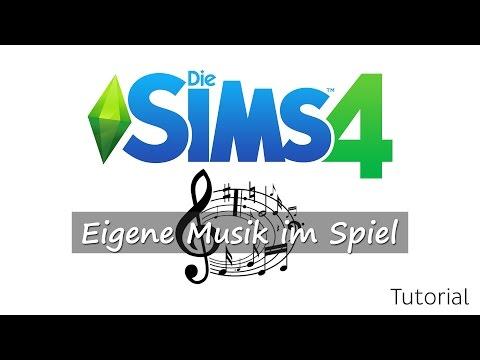 Eigene Musik ins Spiel bringen - Die Sims 4 Tutorial [Deutsch]