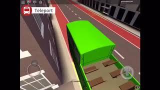 simulatore di autobus di gioco serie episodio 2-roblox nel Regno Unito.