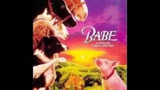 Babe Soundtrack Mice sing Blue Moon Acapella