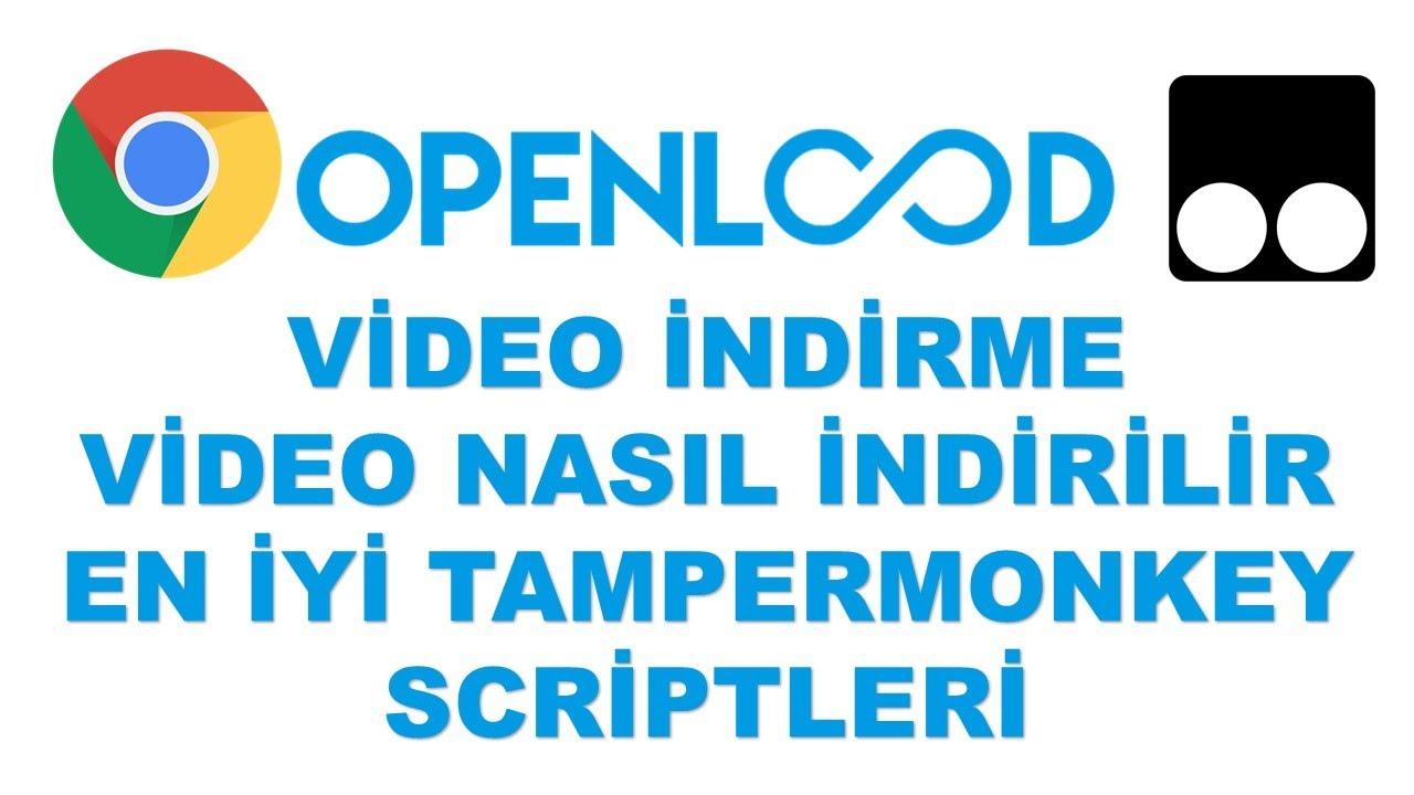 Openload video indirme