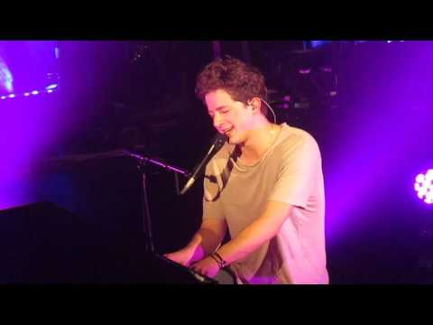 Charlie Puth -  Losing My Mind (Live Paris Le Trianon 2016)