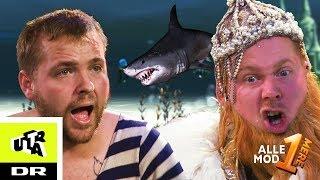 Joakim får skældud af sin havfrue far | Alle mod 1 Mere | Ultra