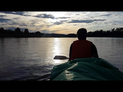 North Saskatchewan River Canoe Trip - 2016