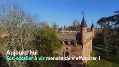 Inscrivons le Château de Caumont dans un nouvel avenir !