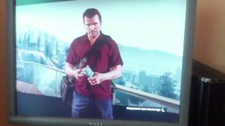 GTA V loading error xbox360