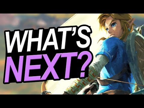 What's Next For The Legend of Zelda?