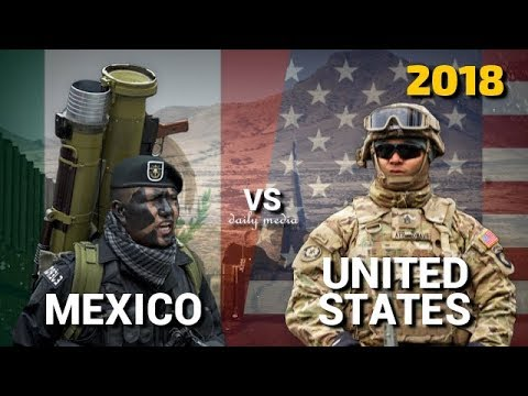 usa and mexico a comparison of Mexico and the usa have a rich heritage read this blog by acapulcos mexican  restaurant to learn about the differences between mexican.