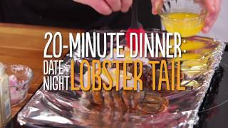 20-Minute Baked Lobster Tails | In the Kitchen with H-E-B