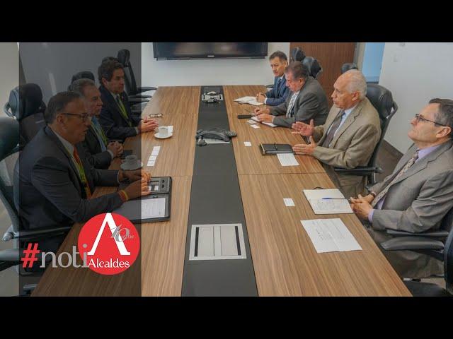 Noti Alcaldes: Sader promueve Certificación Electrónica para el comercio internacional