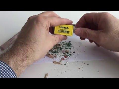 Острилка за моливи промишлена LYRA