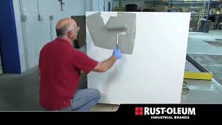 Pintura Epoxy Autoimprimante DTM Rust Oleum Sistema 9100