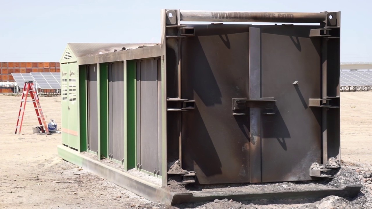 air curtain burner solves pile of problems