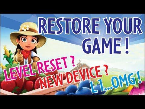 Farmville 2 Country Escape Restoring Your Game