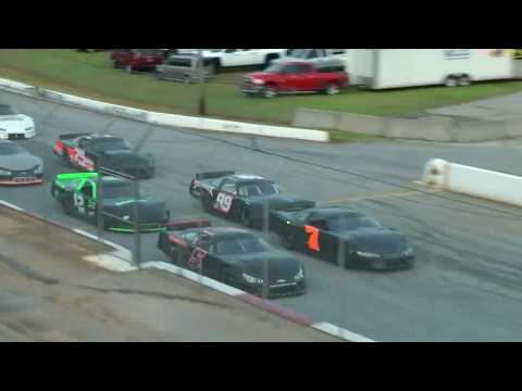 Limited Late Models at Greenville Pickens Speedway 7/28/2018