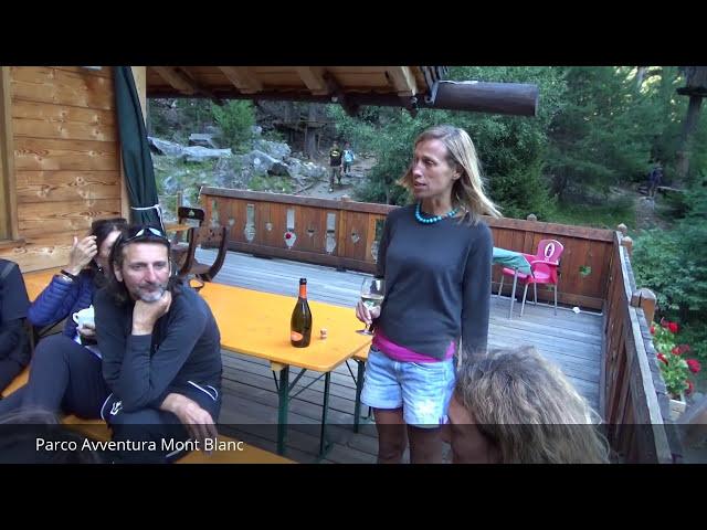 Presentazione Parco Avventura Mont Blanc - La Thuile