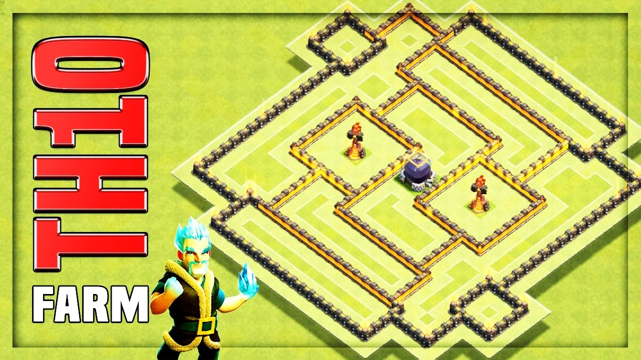 Th Farming Base  Replays  F F  B Th Hybrid Base Island Inferno  F F  B Clash Of Clans