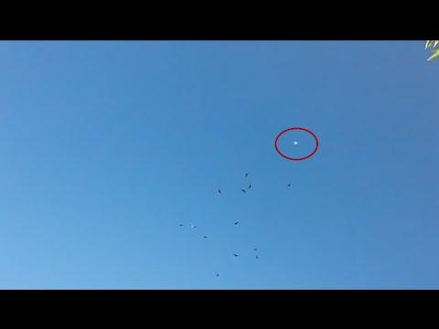 UFO Sighting in Albuquerque, New Mexico - FindingUFO