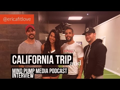 Cali Bound with Mind Pump Media!