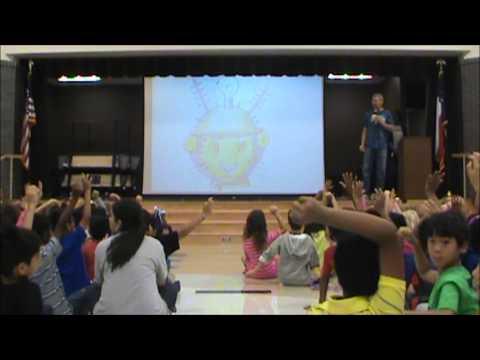 Elsa England Elementary School Spirit Assembly   October 3, 2014